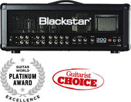 Blackstar Series One 200 - 200 watt, 4 channel, tube head