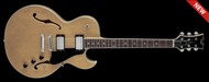 Dean Colt Semi Hollow Body - Gloss Natural