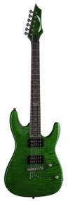 Dean Custom 350 - Trans Green