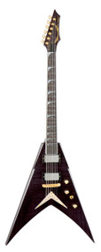 DISCONTINUED - Dean V Dave Mustaine Limited 50 Pc - TBK w/c