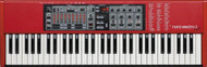 Nord Electro 3 61 note semi-weighed waterfall action NE361