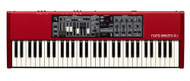 Nord Electro 4 61 semi weighted waterfall action NE4D