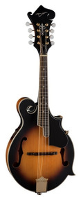DISCONTINUED - Dean Bluegrass F/E Mandolin Satin - Vint Sbst