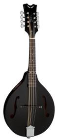 Dean Tennessee A/E Mandolin - Classic Black