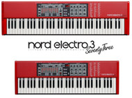 Nord Electro 3 73 weighted action with Piano string resonance HP73