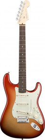 Fender American Deluxe Stratocaster - Rosewood Fingerboard - Sunset Metallic