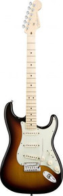 Fender American Deluxe Stratocaster - Maple Fingerboard - 3-Color Sunburst
