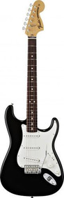 Fender Classic Series '70s Stratocaster - Rosewood Fingerboard - Black
