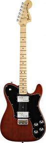 Fender Classic Series '72 Telecaster Deluxe - Maple Fingerboard - Walnut