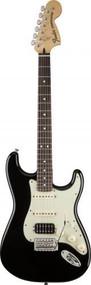 Fender Deluxe Lone Star™ Stratocaster - Rosewood Fingerboard - Black
