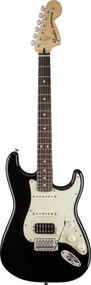 Fender Deluxe Lone Star™ Stratocaster - Rosewood Fingerboard - Black