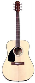 Fender CD-100 Left-Handed Natural 961534021