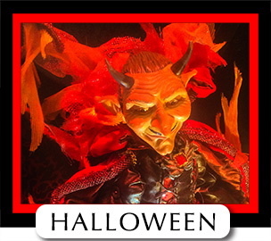 Halloween Decorations and Costume Accessories