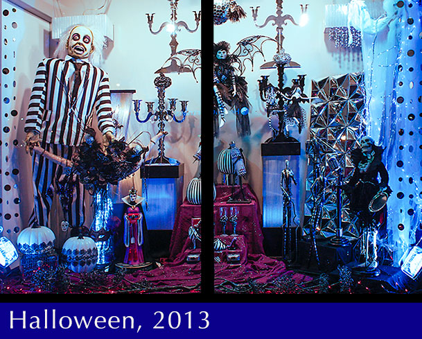Windows 2013 Beetlejuice Halloween Absolutely Fabulous Gifts Decor