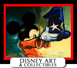 disney art and collectibles