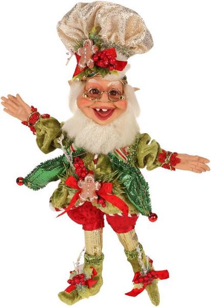 Gingerbread Elf, 9ƒ?