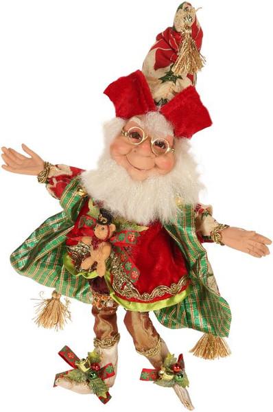Teddybear Elf 9ƒ?