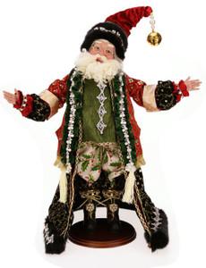 Sparkling Santa Doll 24ƒ?