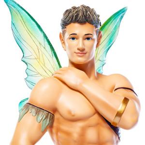 Elvin Fairy Display