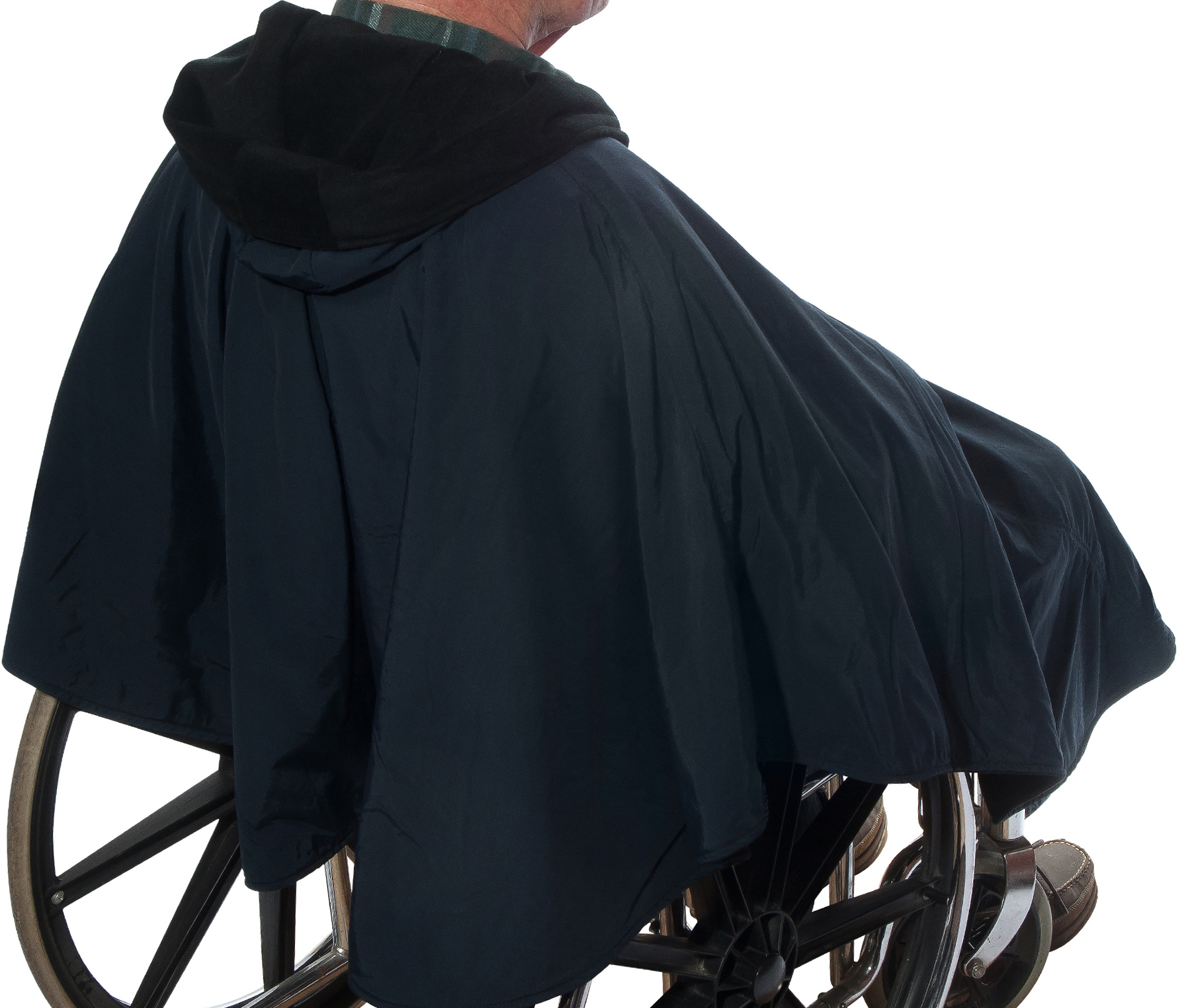 poncho for wheelchair users