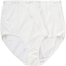 Women's Pantie Briefs with Side Velcro® Brand Closure