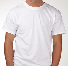Crew Neck T-Shirt Undershirt