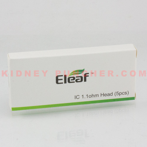 Eleaf iCare IC Replacement Heads - 5pk