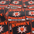 Kidney Puncher Sticker