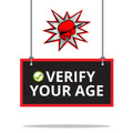 AGE VERIFICATION - REQUIRED ON ALL USA ORDERS