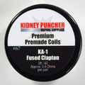 KP Premade KA-1 Fused Clapton Coils - Pair