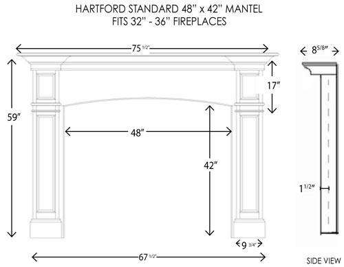 wood fireplace mantels fireplace mantel hartford