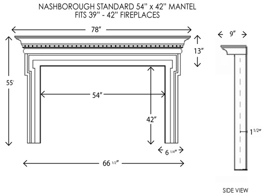 Wood Fireplace Mantels Fireplace Mantles