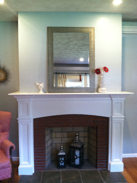 Used Fireplace Mantel Used Fireplace Mantel Home Design