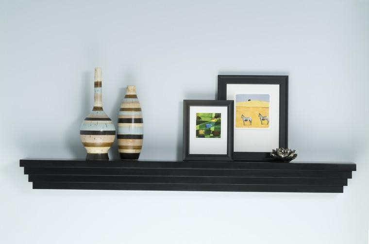 Modern Fireplace Mantel Shelf