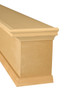 Colony unfinished custom cornices
