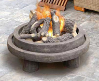 Outdoor FirePit, available in LP or Natural Gas