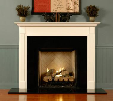 Wood Fireplace Mantels Builder Mantels St James