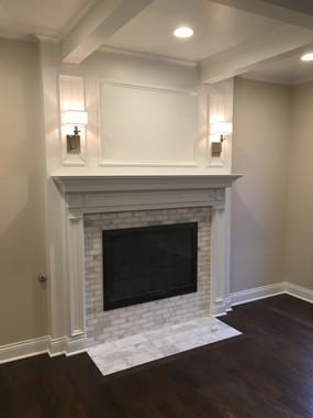 Wood Fireplace Mantels Fireplace Surrounds Savannah