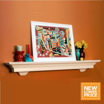 New Lower Priced Lynlee Fireplace Mantel Shelves