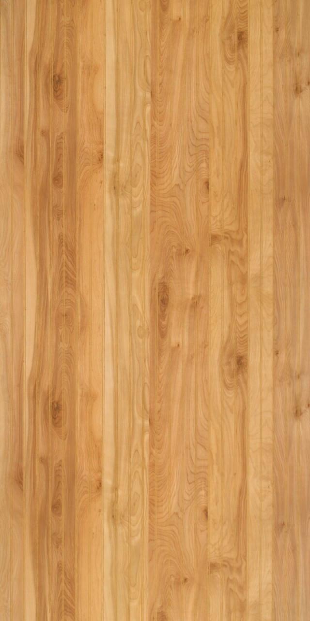 Native Birch Paneling