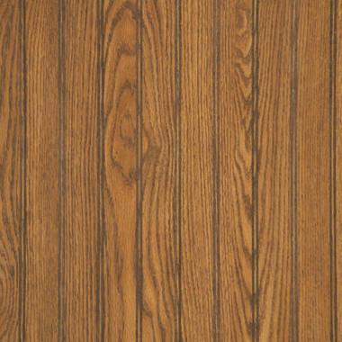 Wainscot Paneling Highlander Oak Beadboard