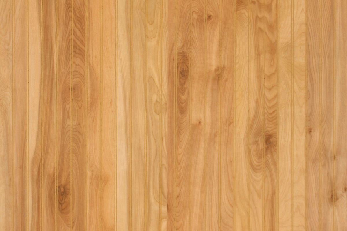 Native Birch Wall Paneling