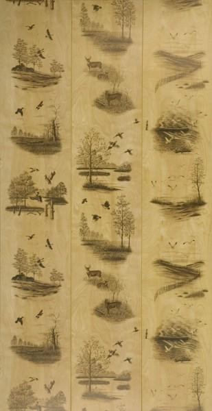 Wood Paneling Natural Woods Wildlife Plywood Panels