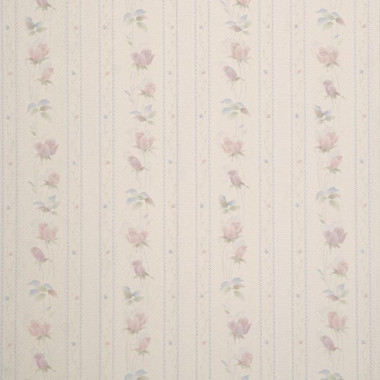 Southern Floral paneling, with floral and striped theme