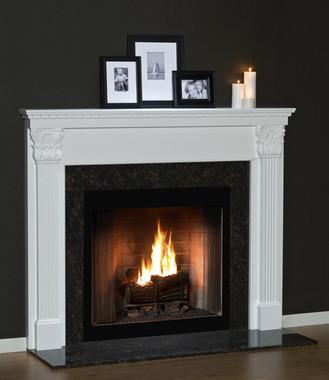 Custom Fireplace Mantel | Olympia | MantelCraft