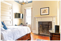 San Sebastian Fireplace mantels used extensively in Mobile, Alabama, renovation