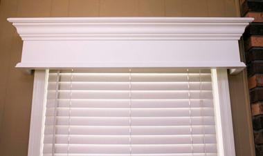 Wood Cornices Valance Window Cornices Pleasanton