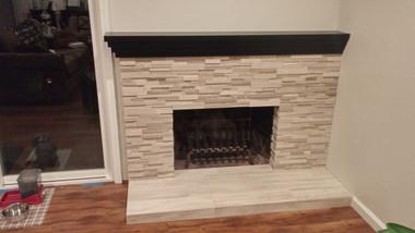 Fireplace Mantel Shelves | Mantel Shelf | Modern | MantelCraft