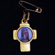 Our Lady of Kibeho Medal (Cross)