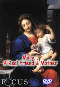 Mary... A Real Friend & Mother